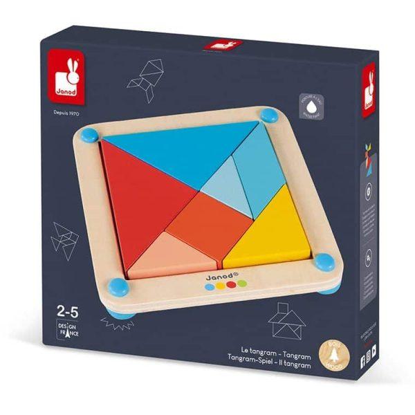 Janod_origami_tangram_s_predlohami_25_ks_kariet Drevená