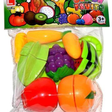 Ovocie set 10ks jamita