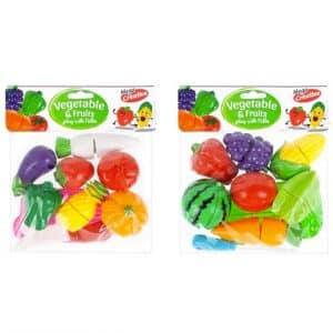 ovocie a zeleniny plast