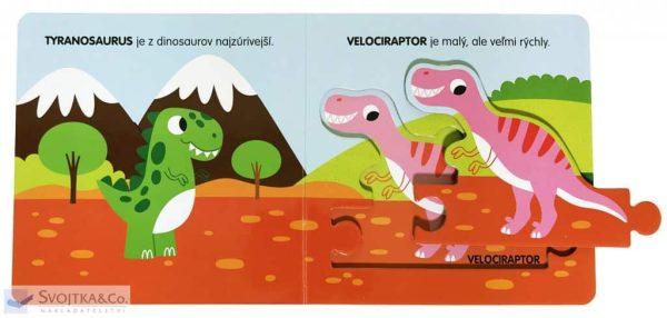 Dinosaury Puzzle