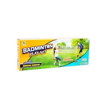 Bedminton - sieťka, rakety, košíky