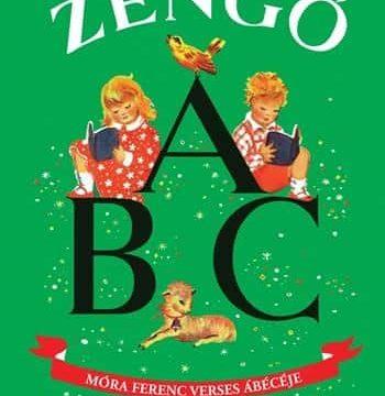Zengo-ABC betűkkel ismerkedő gyerekeknek
