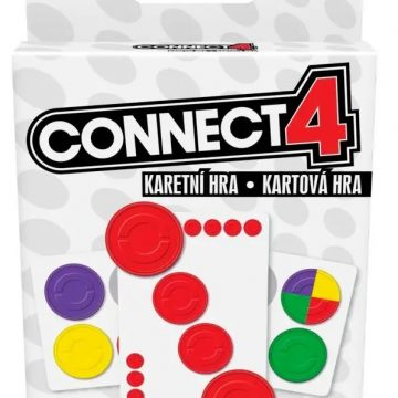 Hasbro Karty Connect4