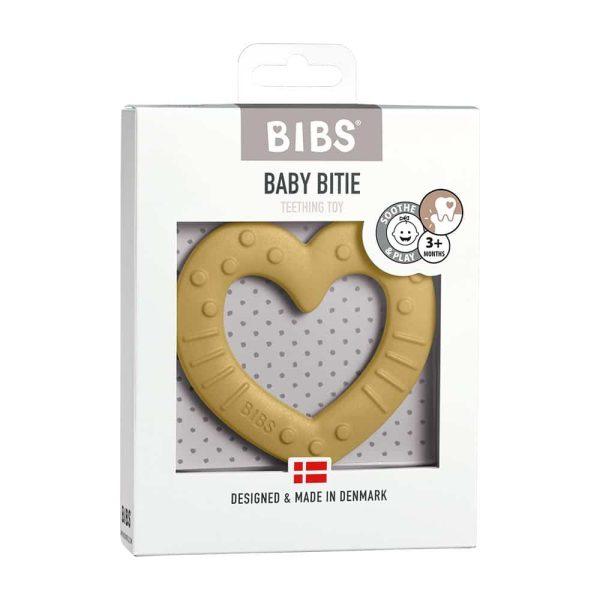 BIBS_Baby_Bitie_Hryzatko_Kousatko_Heart_Mustard_Balenie
