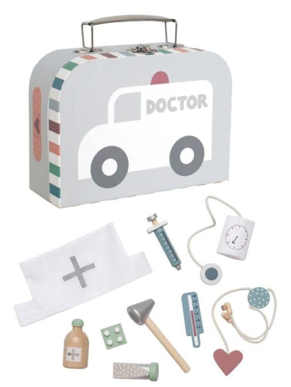 lekarsky kufrik strieborny jamita